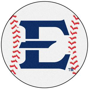 Fan Mats East Tennessee State Baseball Mat