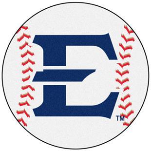 Fan Mats East Tennessee State Baseball Mat
