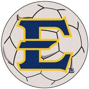 Fan Mats East Tennessee State Soccer Mat