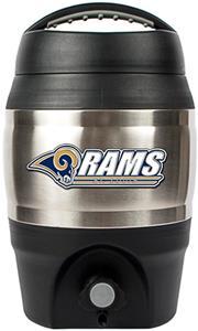 NFL St. Louis Rams 1 gallon Tailgate Jug