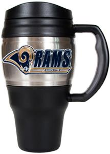 NFL St. Louis Rams 20oz Travel Mug