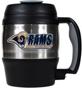 NFL St. Louis Rams 52oz Macho Travel Mug