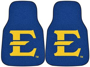 Fan Mats East Tennessee State Car Mats (set)