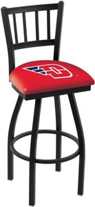 University of Dayton Jailhouse Swivel Bar Stool