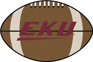 Fan Mats Eastern Kentucky University Football Mat