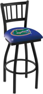 University of Florida Jailhouse Swivel Bar Stool