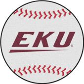 Fan Mats Eastern Kentucky University Baseball Mat