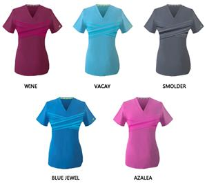 New Balance Healthcare Eclipse Scrub Tops