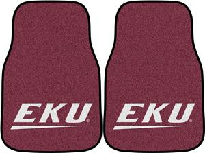 FanMats Eastern Kentucky University Carpet Car Mat
