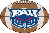 Fan Mats Florida Atlantic University Football Mat