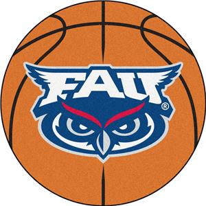 FanMats Florida Atlantic University Basketball Mat