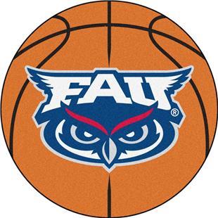 FanMats Florida Atlantic University Basketball Mat