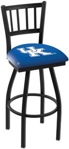 Univ of Kentucky UK Jailhouse Swivel Bar Stool