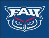Fan Mats Florida Atlantic University All Star Mat