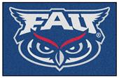 Fan Mats Florida Atlantic University Starter Mat