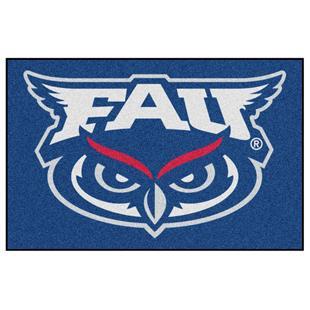 Fan Mats Florida Atlantic University Starter Mat