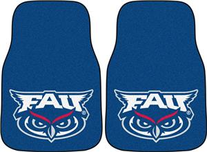 FanMats Florida Atlantic University Carpet Car Mat