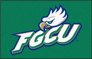 Fan Mats Florida Gulf Coast Univ Starter Mat 