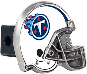 NFL Tennessee Titans Helmet Trailer Hitch Cover