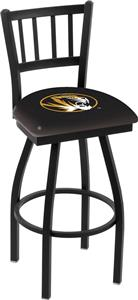 University of Missouri Jailhouse Swivel Bar Stool