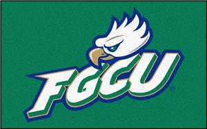 Fan Mats Florida Gulf Coast Univ Ulti-Mat