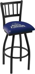 Univ of North Florida Jailhouse Swivel Bar Stool