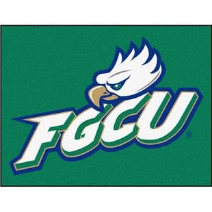 Fan Mats Florida Gulf Coast Univ All Star Mat