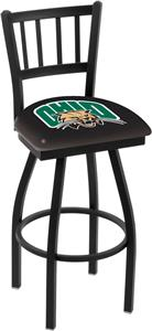 Ohio University Jailhouse Swivel Bar Stool