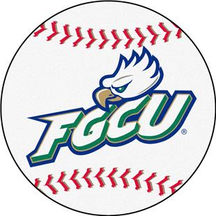 Fan Mats Florida Gulf Coast Univ Baseball Mat