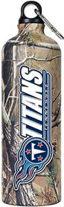 NFL Tennessee Titans 32oz RealTree Water Bottle