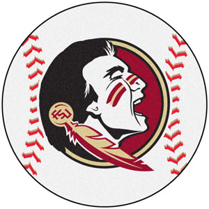Fan Mats Florida State University Baseball Mat
