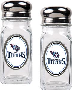NFL Tennessee Titans Salt and Pepper Shaker Set