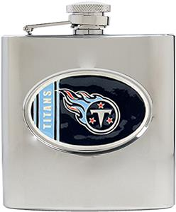 NFL Tennessee Titans 6oz Stainless Steel Flask