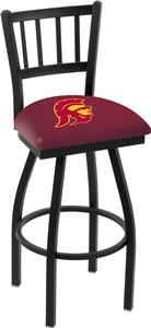 Southern California Jailhouse Swivel Bar Stool