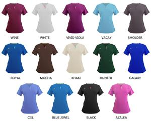 New Balance Healthcare Advantage Scrub Tops