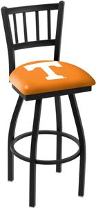 University of Tennessee Jailhouse Swivel Bar Stool