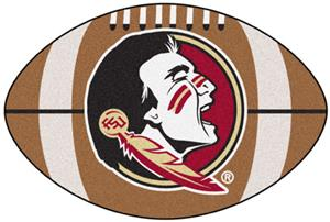 Fan Mats Florida State University Football Mat