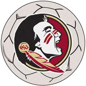 Fan Mats Florida State University Soccer Ball