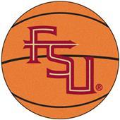 Fan Mats Florida State FSU Logo Basketball Mat