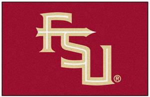 Fan Mats Florida State FSU Logo Starter Mat