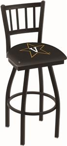 Vanderbilt University Jailhouse Swivel Bar Stool