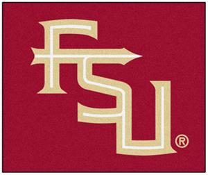 Fan Mats Florida State FL Logo Tailgater Mat