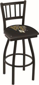 Wake Forest University Jailhouse Swivel Bar Stool