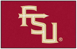 Fan Mats Florida State FL Logo Ulti-Mat