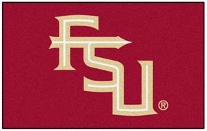 Fan Mats Florida State FSU Logo Ulti-Mat