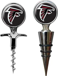 NFL Atlanta Falcons Cork Screw & Bottle Topper
