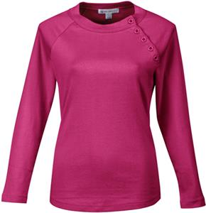 TRI MOUNTAIN Tiffany Women&#39;s Scoop Neck Knit Shirt