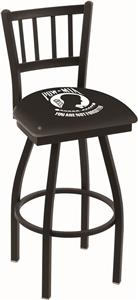 Holland POW/MIA Jailhouse Swivel Bar Stool