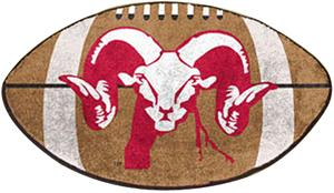 Fan Mats Fordham University Football Mat