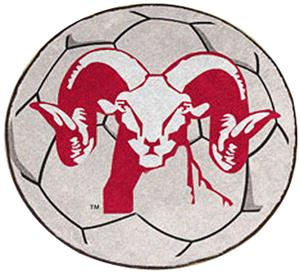 Fan Mats Fordham University Soccer Ball